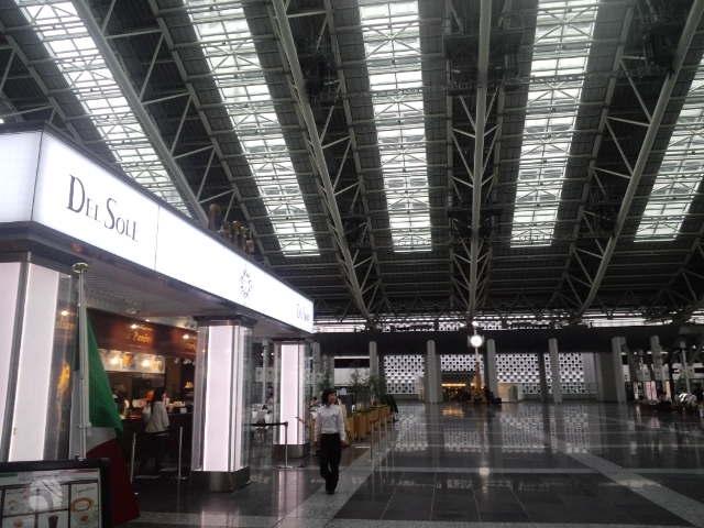 大阪で出会い