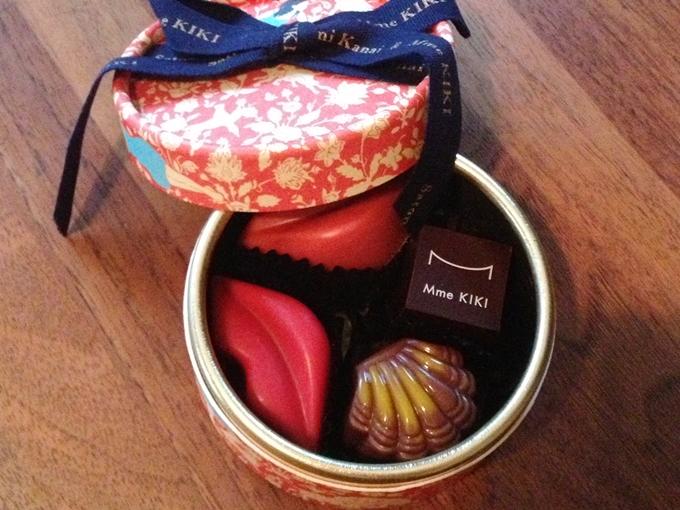 マダムキキのチョコレート