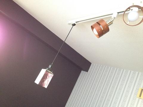 みゆう設計室事務所の照明