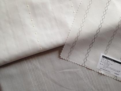 遮熱効果のあるカーテン