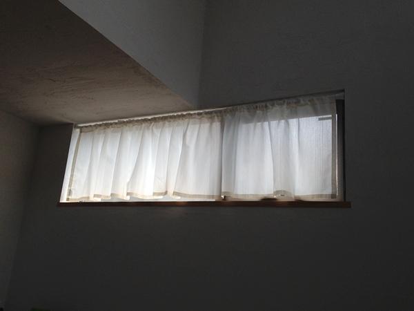 熱を遮るカーテン
