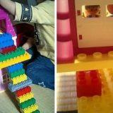 レゴでいえをつくる