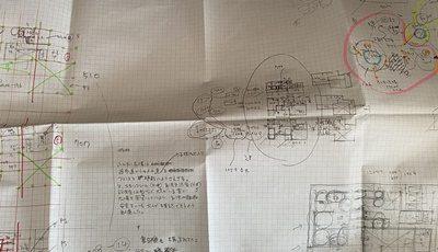 一級建築士製図試験、ひとまず終わりましたー!