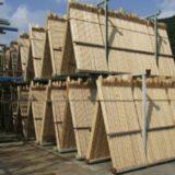 材木の調査