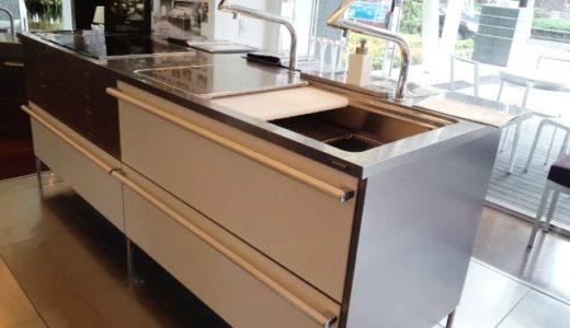 キッチン作業スペースのベストな奥行