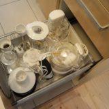 キッチン家電の収納
