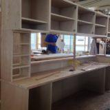 造作家具の納品前検査