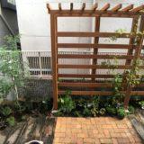 小さなお庭